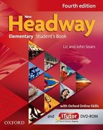 New Headway (4th Edition) Elementary Student's Book with iTutor & Online Practice ISBN: 9780194772723