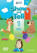 Show and Tell 1 DVD ISBN: 9780194779050
