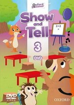 Show and Tell 3 DVD ISBN: 9780194779333