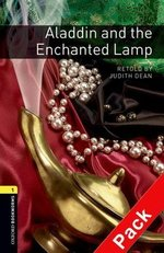 OBL1 Aladdin and the Enchanted Lamp Book with Audio CD ISBN: 9780194788694