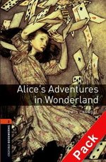 OBL2 Alice's Adventures in Wonderland Book with Audio CD ISBN: 9780194790130