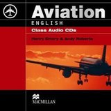 Aviation English Class Audio CDs (2) ISBN: 9780230027596