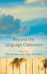 Beyond the Language Classroom ISBN: 9780230272439
