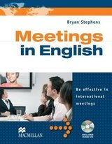 Meetings in English Student's Book with Audio CD ISBN: 9780230401921