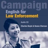 English for Law Enforcement Class Audio CDs (2) ISBN: 9780230405264