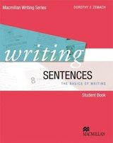 Macmillan Writing Series - Writing Sentences ISBN: 9780230415911