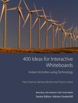 400 Ideas for Interactive Whiteboards ISBN: 9780230417649