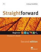 Straightforward (2nd Edition) Beginner Student's Book ISBN: 9780230422957
