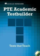 PTE Academic Testbuilder Student's Book with Audio CDs ISBN: 9780230427860