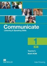 Communicate Listening & Speaking Skills 1 (B1) Teacher's Multi-ROM ISBN: 9780230440197