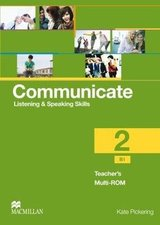 Communicate Listening & Speaking Skills 2 (B1) Teacher's Multi-ROM ISBN: 9780230440333