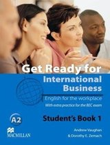 Get Ready for International Business 1 (BEC Edition) Student's Book ISBN: 9780230447868