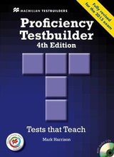 Proficiency (CPE) Testbuilder (4th Edition) Student's Book without Key with Audio CD & Macmillan Practice Online ISBN: 9780230452749