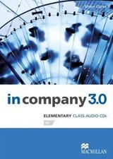 In Company 3.0 Elementary Class Audio CDs (2) ISBN: 9780230455054