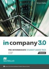 In Company 3.0 Pre-Intermediate Student's Book Pack ISBN: 9780230455115