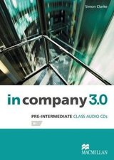 In Company 3.0 Pre-Intermediate Class Audio CDs (2) ISBN: 9780230455160