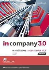 In Company 3.0 Intermediate Student's Book Pack ISBN: 9780230455238