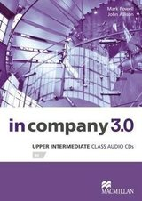 In Company 3.0 Upper Intermediate Class Audio CDs (3) ISBN: 9780230455405