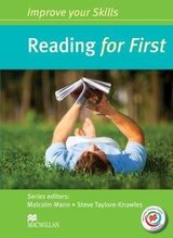 Improve Your Skills for First (FCE) Reading Student's Book without Key with Macmillan Practice Online ISBN: 9780230460928