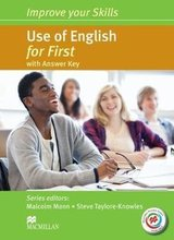 Improve Your Skills for First (FCE) Use of English Student's Book with Key & Macmillan Practice Online ISBN: 9780230460942