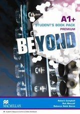 Beyond A1+ Student's Book with Webcode for Student's Resource Centre & Online Workbook ISBN: 9780230461024