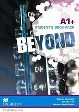 Beyond A1+ Student's Book with Webcode for Student's Resource Centre ISBN: 9780230461031