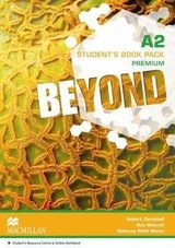 Beyond A2 Student's Book with Webcode for Student's Resource Centre & Online Workbook ISBN: 9780230461130