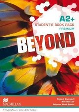Beyond A2+ Student's Book Premium Pack ISBN: 9780230461222