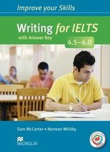 Improve Your Skills for IELTS 4.5-6 Writing Student's Book with Key & Macmillan Practice Online ISBN: 9780230462182