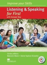 Improve Your Skills for First (FCE) Listening & Speaking Student's Book with Key & Macmillan Practice Online ISBN: 9780230462809