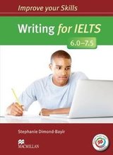 Improve Your Skills for IELTS 6-7.5 Writing Student's Book without Key with Macmillan Practice Online ISBN: 9780230463387