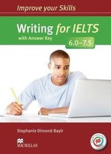 Improve Your Skills for IELTS 6-7.5 Writing Student's Book with Key & Macmillan Practice Online ISBN: 9780230463400