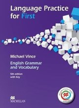 Language Practice for First (FCE) (5th Edition) Student's Book with Key & Macmillan Practice Online ISBN: 9780230463752
