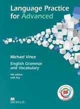 Language Practice for Advanced (CAE) (4th Edition) Student's Book with Key & Macmillan Practice Online ISBN: 9780230463813