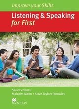 Improve Your Skills for First (FCE) Listening & Speaking Student's Book without Key ISBN: 9780230464667