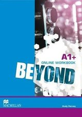 Beyond A1+ Online Workbook ISBN: 9780230466005