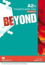 Beyond A2+ Teacher's Book Premium Pack ISBN: 9780230466074
