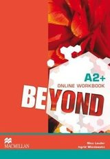 Beyond A2+ Online Workbook ISBN: 9780230466098