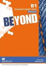 Beyond B1 Teacher's Book Premium Pack ISBN: 9780230466111