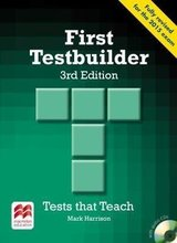 First Testbuilder without Key with Audio CDs (2) ISBN: 9780230476127