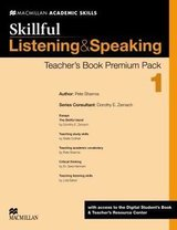 Skillful 1 (Pre-Intermediate) Listening and Speaking Teacher's Book with Digibook, Audio CD & Internet Access Code ISBN: 9780230486911