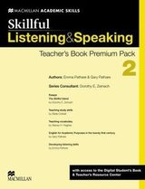 Skillful 2 (Intermediate) Listening and Speaking Teacher's Book with Digibook, Audio CD & Internet Access Code ISBN: 9780230486935