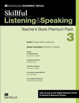 Skillful 3 (Upper Intermediate) Listening and Speaking Teacher's Book with Digibook, Audio CD & Internet Access Code ISBN: 9780230486966