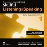 Skillful 1 (Pre-Intermediate) Listening and Speaking Digibook with Online Practice ISBN: 9780230489394