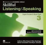 Skillful 3 (Upper Intermediate) Listening and Speaking Digibook with Online Practice ISBN: 9780230489493