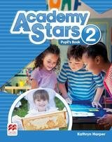 Academy Stars 2 Pupil's Book Pack ISBN: 9780230489912