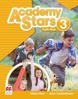 Academy Stars 3 Pupil's Book Pack ISBN: 9780230490017