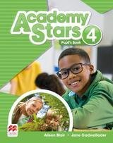 Academy Stars 4 Pupil's Book Pack ISBN: 9780230490116