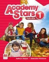 Academy Stars 1 Pupil's Book Pack ISBN: 9780230490956