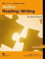 Skillful 1 (Pre-Intermediate) Reading and Writing Student's Book with Internet Access Code ISBN: 9780230495715